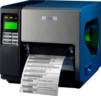 TSC TTP-268M/366M wide label printer (168mm)